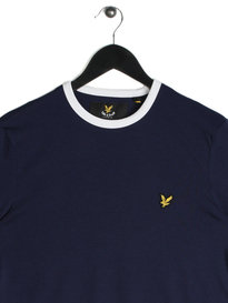 Lyle & Scott Ringer T-Shirt Navy