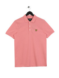 Lyle & Scott Polo Shirt Pink
