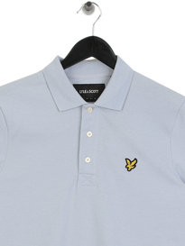 Lyle & Scott Polo Shirt Sky Blue