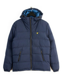 Lyle & Scott Wadded Jacket Navy