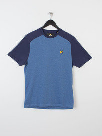 SADDLE SHOULDER T-SHIRT Z99 NAVY