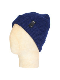 Ma.Strum Detachable ID Beanie Blue