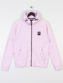 MA.Strum Full Zip Track Sweat Parma Violet
