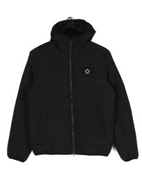 Ma.Strum Grayling Hooded Bomber Black