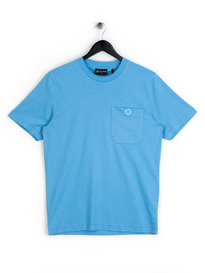 MA.Strum Icon Pocket T-Shirt Sky Blue