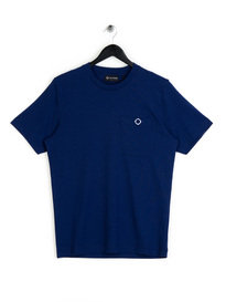 MA.Strum Icon Pocket T-Shirt Blue