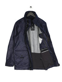 MA.Strum Lunar Field Jacket Navy