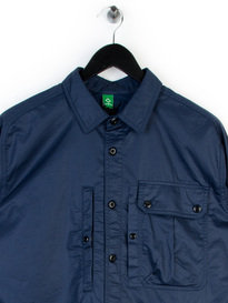 MA.STRUM MULTI POCKET SHIRT NAVY
