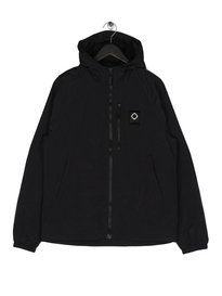 MA.Strum Pegasus Crystal Nylon Jacket Black