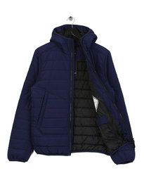 MA.Strum Pegasus Quilted Jacket Blue