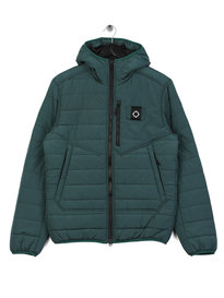 Ma.Strum Pegasus Quilted Jacket Green
