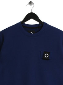 MA.Strum Training Crew M406 Sweat Indigo