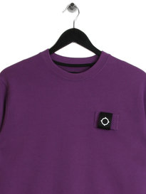 MA.Strum Training Crew M514 Sweat Purple