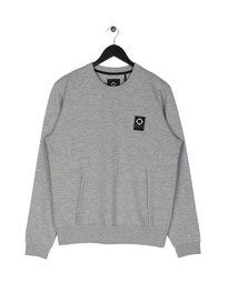 Ma.Strum U-Boat Crew Neck Sweat M009 Grey
