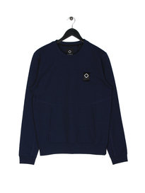 Ma.Strum U-Boat Crew Neck Sweat M401 Navy