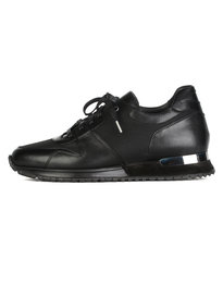 Mallet Midnight Almorah Trainer Black