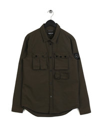 Marshall Artist 60/40 Hiking Overshirt Green