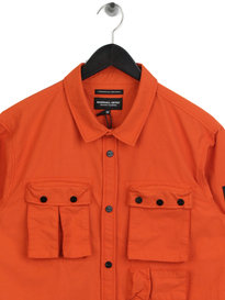 Marshall Artist 60/40 Hiking Overshirt Orange