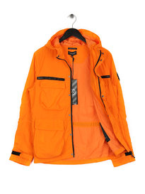 Marshall Artist Garment Dyed Field Jacket Orange