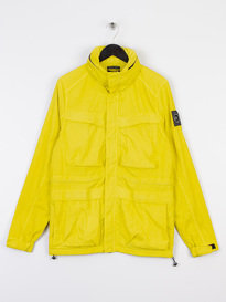 Marshall Artist Garment Dyed Field Jacket Sulpher