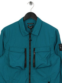 Marshall Artist Garment Dyed Jacket Green