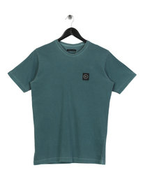 Marshall Artist Garment Dyed T-Shirt Green