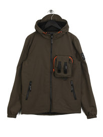 Marshall Artist Mountain Trek Jacket Khaki