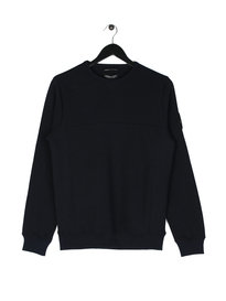 Marshall Artist Siren Crew Neck Sweat Navy