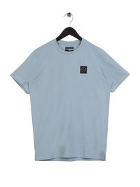 Marshall Artist Siren Short Sleeve Crew Neck T-Shirt Blue