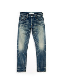 MASTERCRAFT UNION SKIN INDIGO VINTAGE SELVEDGE DENIM JEAN
