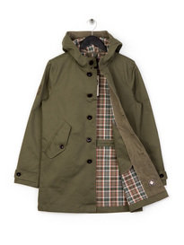 Pretty Green Millfield Jacket Green