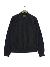 Scotch & Soda Mix and Match Jacket Navy