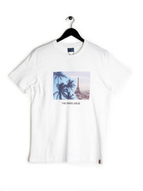 Balzac The Paris Issue T-Shirt White