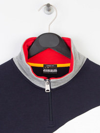 Napapijiri Bek Halfzip Sweat Multicolour