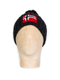 Napapijiri Semiury 1 Bobble Hat Grey