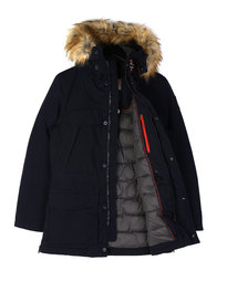 Napapijri Skidoo Open Long Jacket Navy