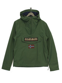 Napapijri Rainforest 1/2 Jacket Green