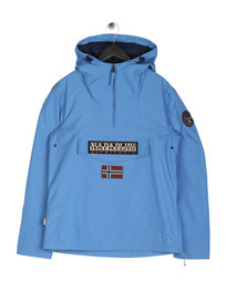 Napapijri Rainforest M Summer Jacket Blue