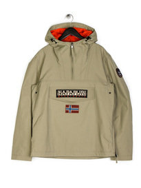 Napapijri Rainforest M Summer Jacket Khaki
