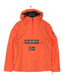 Napapijri Rainforest M Summer Jacket Orange