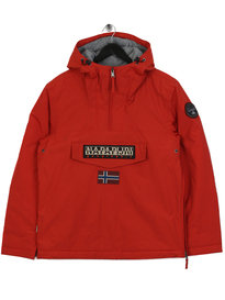 Napapijri Rainforest Winter 1 Red