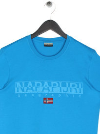 Napapijri Sapriol T-Shirt Blue