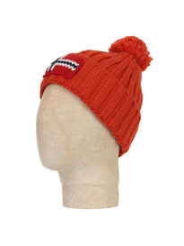 Napapijri Semiury 1 Bobble Hat Orange