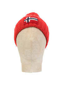 Napapijri Semiury 1 Bobble Hat Red