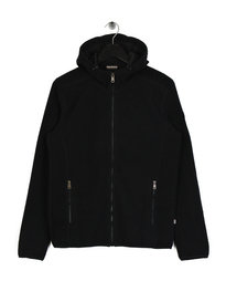Napapijri Tame Full Zip Fleece Black