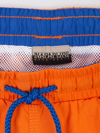 Napapijri Villa 2 Swim Shorts Orange