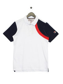 Fila Narducci Panel Polo White