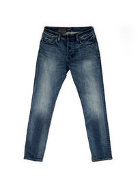 Neuw Lou Slim Biker Wash Denim