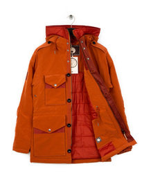 Pretty Green Nightan Jacket Orange