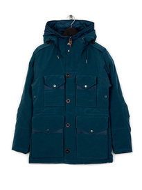 Pretty Green Nightan Jacket Blue